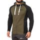 SMILODOX  Zip Hoodie Men Sports Fitness  Gym Leisure Sweaters Hooded Sweaters – Bild 8