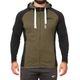 SMILODOX  Zip Hoodie Men Sports Fitness  Gym Leisure Sweaters Hooded Sweaters – Bild 10