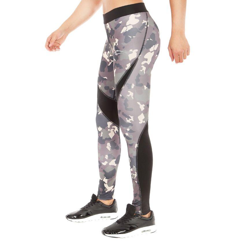 SMILODOX Leggings Damen Sport Fitness Gym Freizeit Yoga Training Stretch Tight – Bild 2