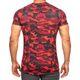 SMILODOX T-Shirt Herren Sport Fitness Gym Freizeit Trainingsshirt Sportshirt – Bild 8