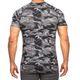 SMILODOX T-Shirt Herren Sport Fitness Gym Freizeit Trainingsshirt Sportshirt – Bild 12