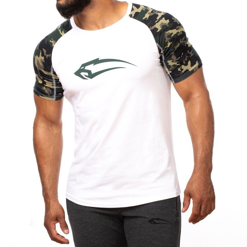 Smilodox Herren T-Shirt Soldier 1.0 – Bild 9