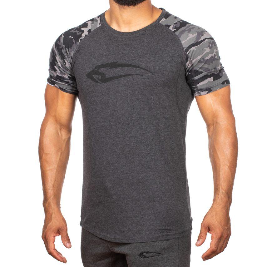 Smilodox Herren T-Shirt Soldier 1.0 – Bild 2