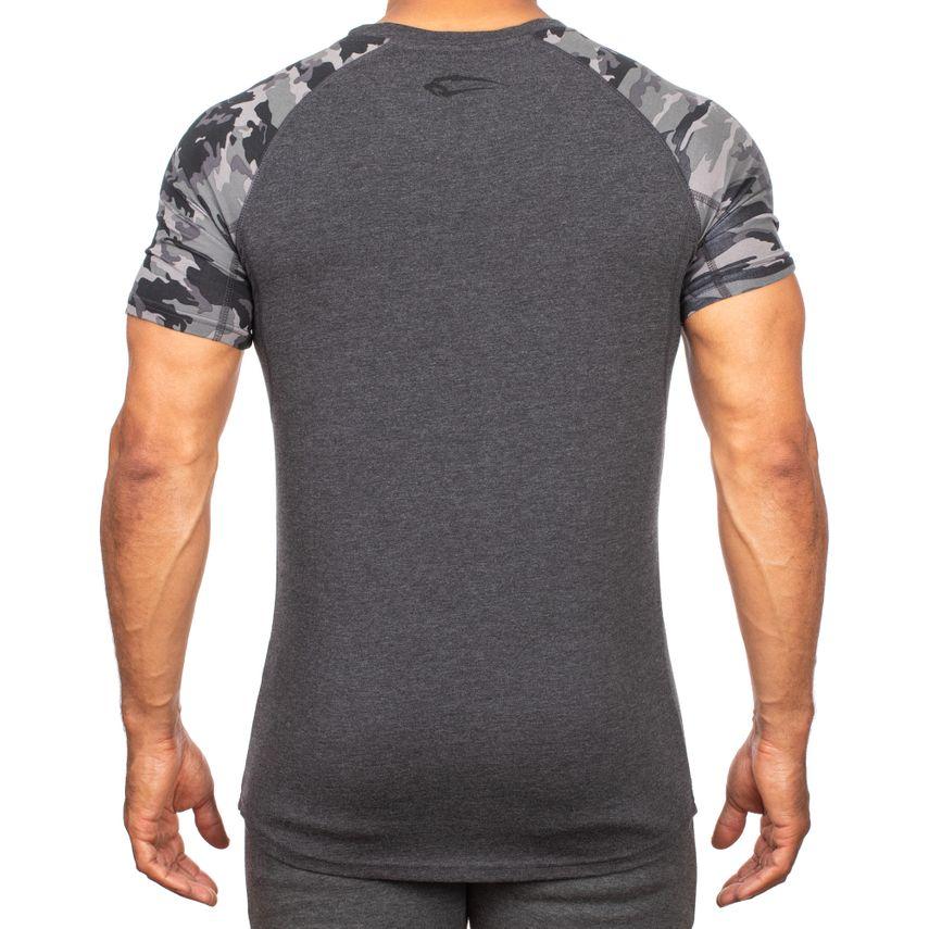 Smilodox Herren T-Shirt Soldier 1.0 – Bild 4