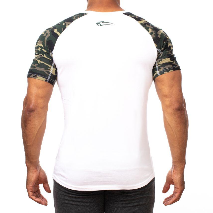 Smilodox Herren T-Shirt Soldier 1.0 – Bild 10