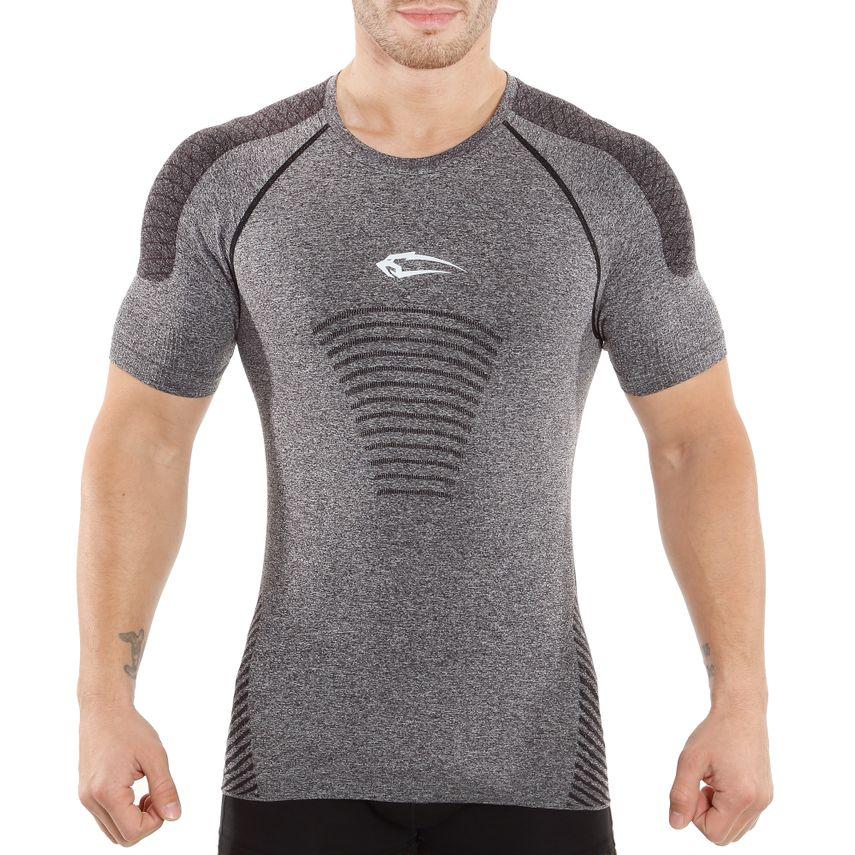 SMILODOX T-Shirt Herren Sport Fitness Gym Freizeit Trainingsshirt Sportshirt – Bild 1