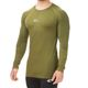 SMILODOX  Slim Fit Longsleeve Men Sport Fitness Gym Training Long Sleeve Shirt – Bild 7