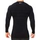 SMILODOX  Slim Fit Longsleeve Men Sport Fitness Gym Training Long Sleeve Shirt – Bild 5