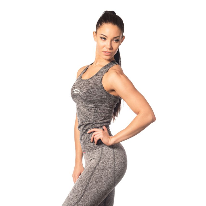 Smilodox Damen Seamless Top Fame – Bild 2