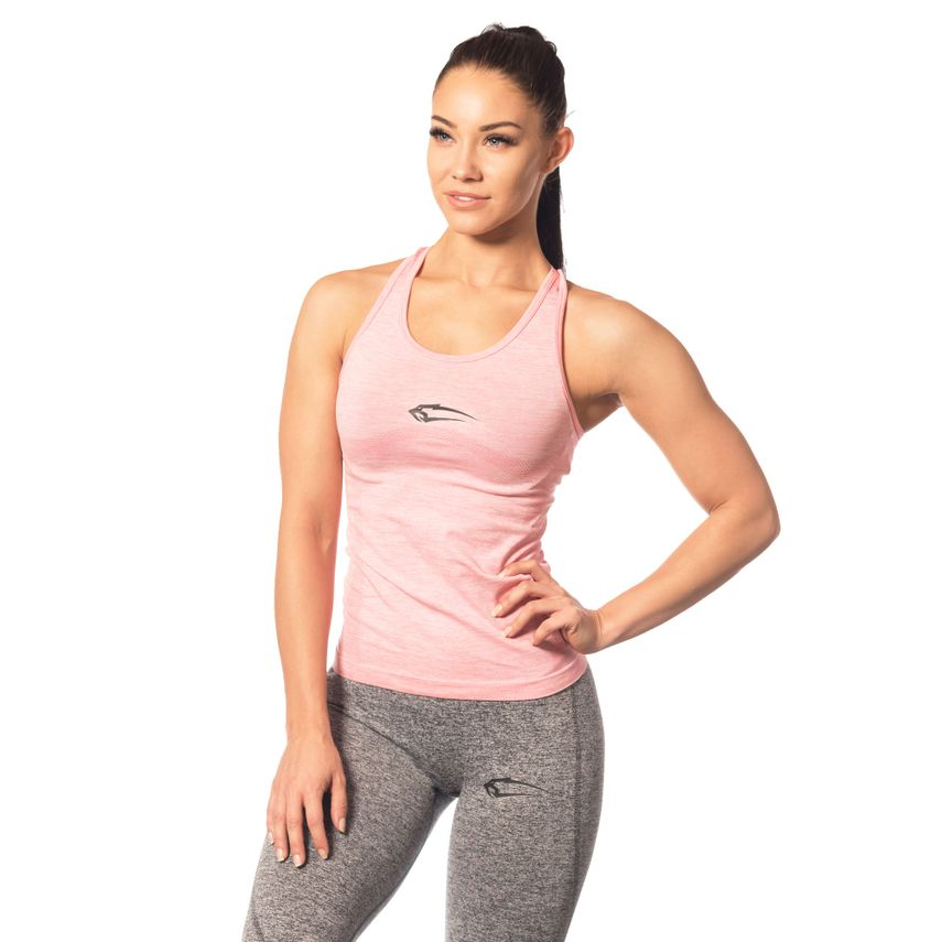 Smilodox Damen Seamless Top Fame – Bild 5