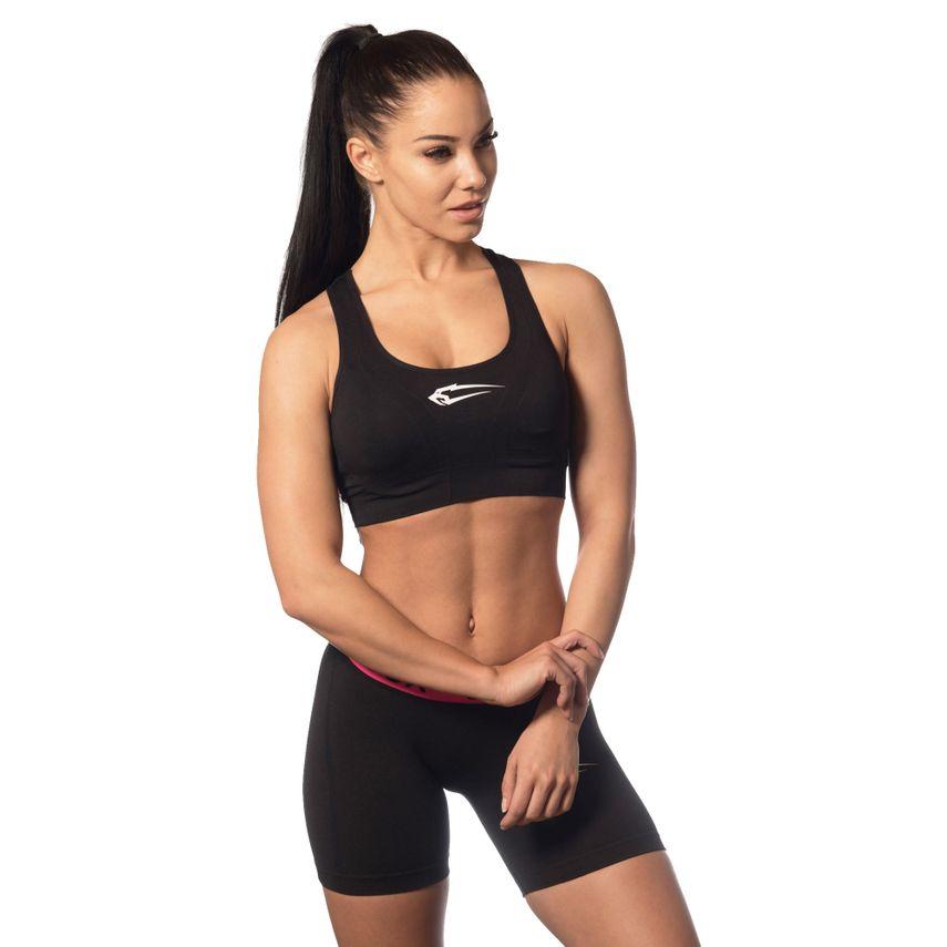 Smilodox Damen Seamless Sport BH Simple – Bild 6