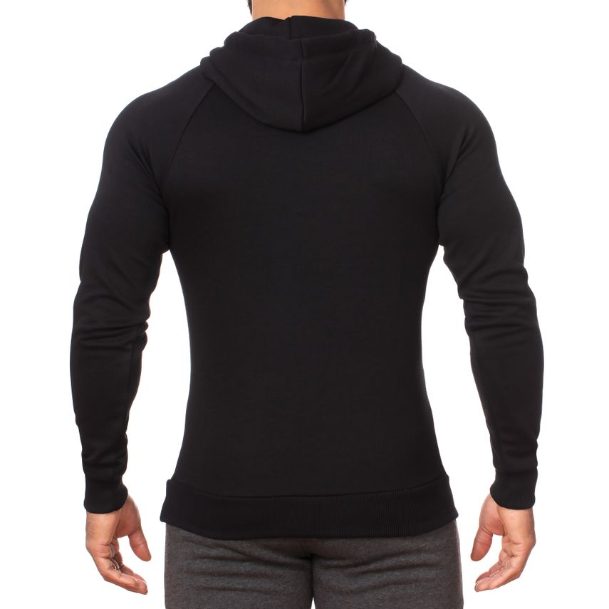 SMILODOX  Hoodie Men Sports Fitness  Gym Leisure Sports Sweater Hooded Sweater – Bild 16