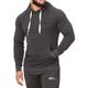 SMILODOX  Hoodie Men Sports Fitness  Gym Leisure Sports Sweater Hooded Sweater – Bild 11