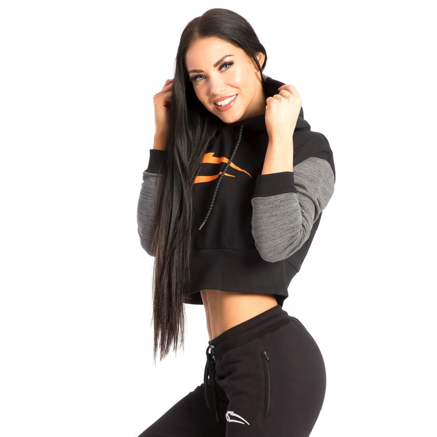 SMILODOX  Hoodie Women Sports Fitness  Gym Leisure Sports Sweater Hooded Sweater – Bild 8