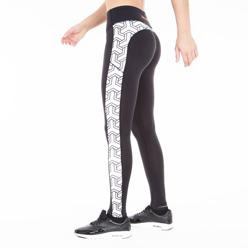 Smilodox Damen Leggings Cosmos – Bild 1