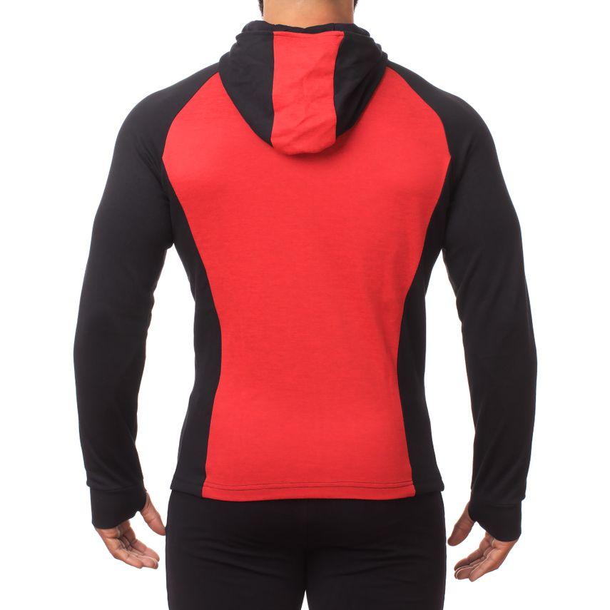SMILODOX Zip Hoodie Herren Sport Fitness Gym Freizeit Pullover Kapuzenpullover – Bild 10