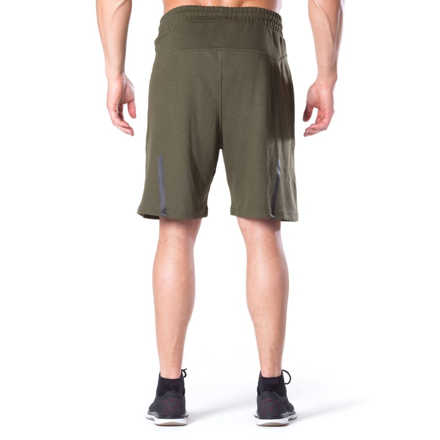 SMILODOX Shorts Herren Sport Fitness Gym Freizeit Trainingsshort kurze Hose – Bild 6