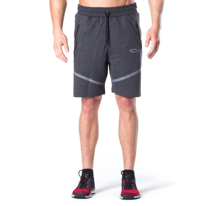 Smilodox Herren Shorts Techpro – Bild 2