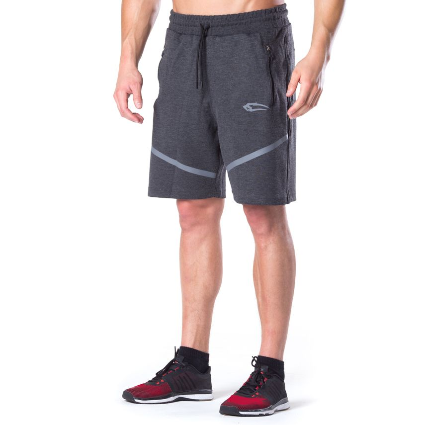Smilodox Herren Shorts Techpro – Bild 1