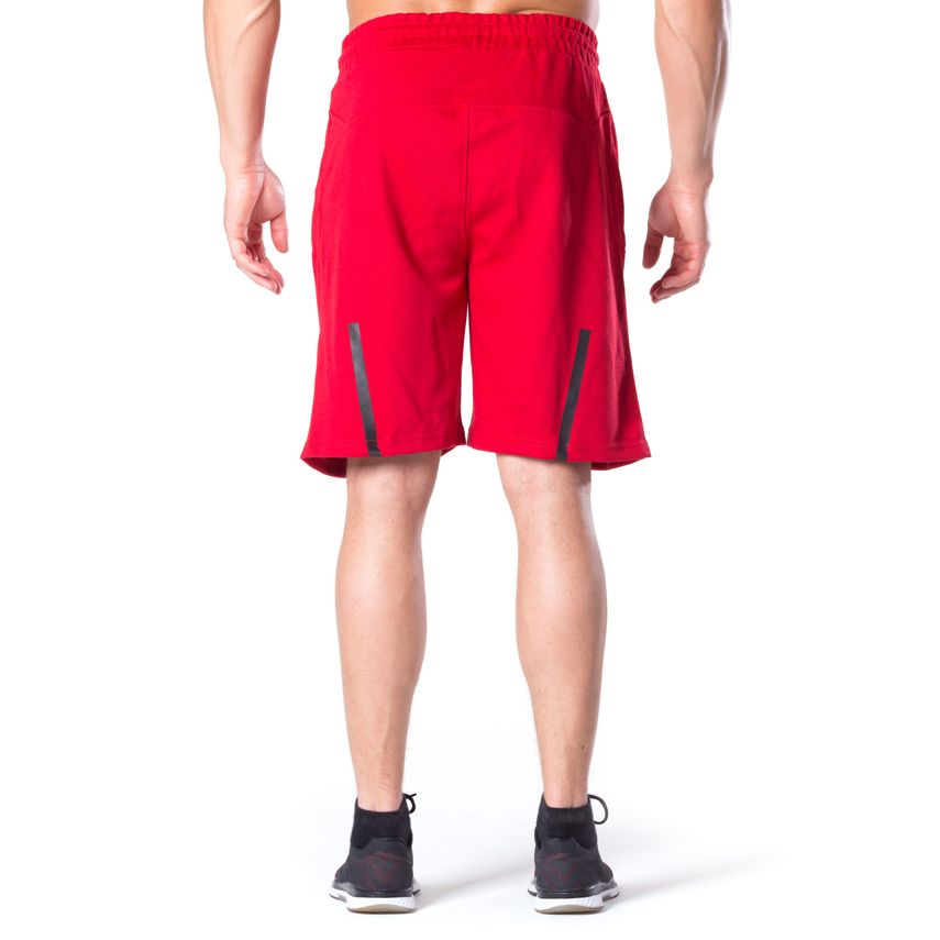 SMILODOX Shorts Herren Sport Fitness Gym Freizeit Trainingsshort kurze Hose – Bild 9