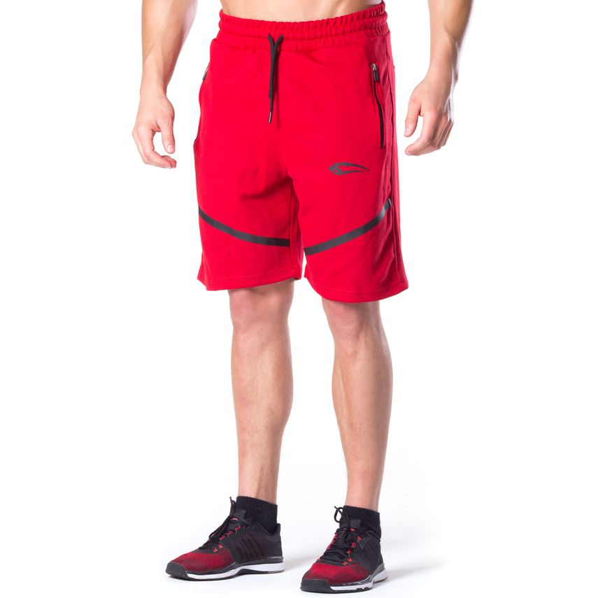 Smilodox Herren Shorts Techpro – Bild 7