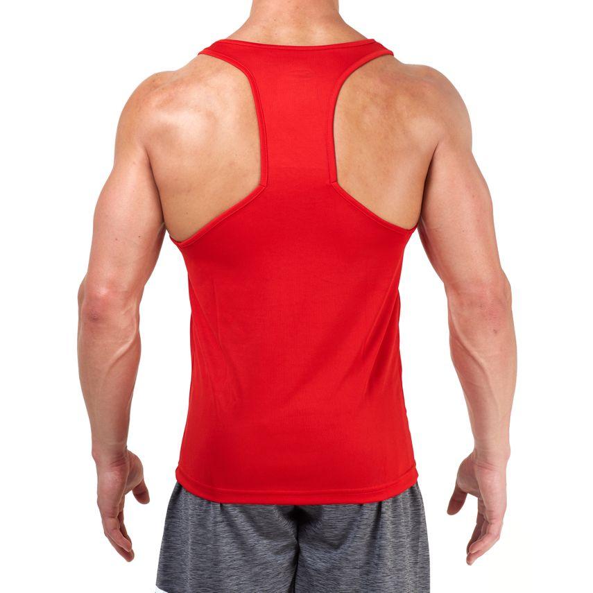 SMILODOX Stringer Men Sports Fitness  Gym Leisure Training Shirt Tank Top – Bild 9