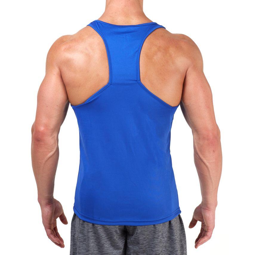 SMILODOX Stringer Men Sports Fitness  Gym Leisure Training Shirt Tank Top – Bild 6
