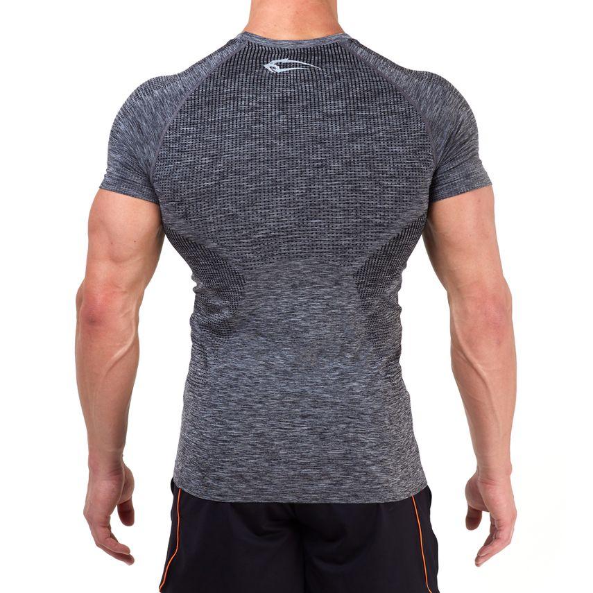 SMILODOX T-Shirt Men Sports Fitness  Gym Leisure Training Shirt Sportshirt – Bild 21