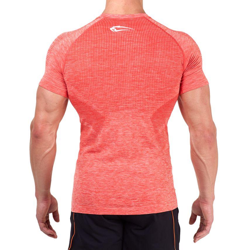 SMILODOX T-Shirt Men Sports Fitness  Gym Leisure Training Shirt Sportshirt – Bild 15