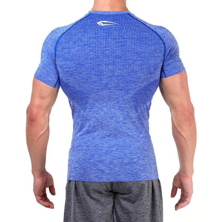 SMILODOX T-Shirt Men Sports Fitness  Gym Leisure Training Shirt Sportshirt – Bild 18