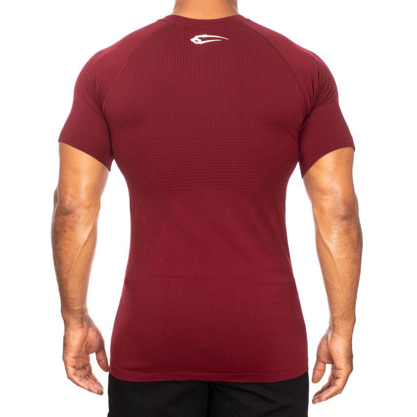 SMILODOX T-Shirt Herren Sport Fitness Gym Freizeit Trainingsshirt Sportshirt – Bild 4