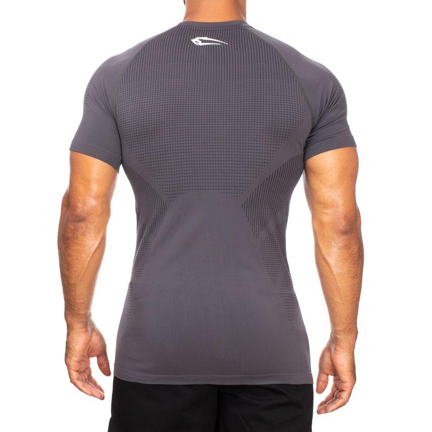 SMILODOX T-Shirt Men Sports Fitness  Gym Leisure Training Shirt Sportshirt – Bild 12