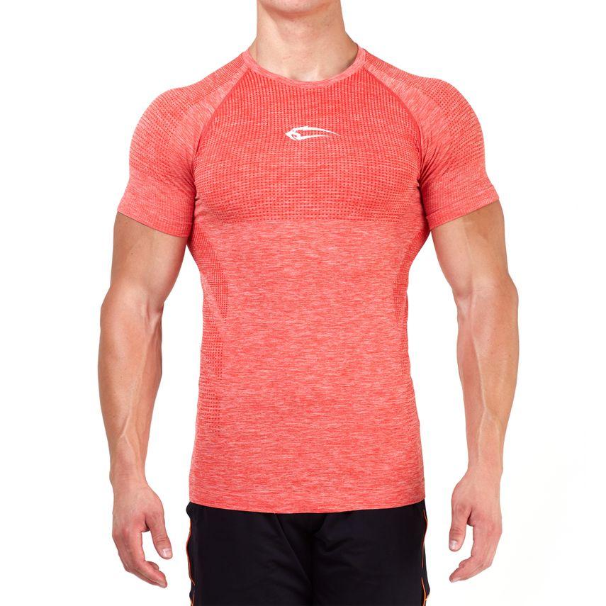SMILODOX T-Shirt Herren Sport Fitness Gym Freizeit Trainingsshirt Sportshirt – Bild 14