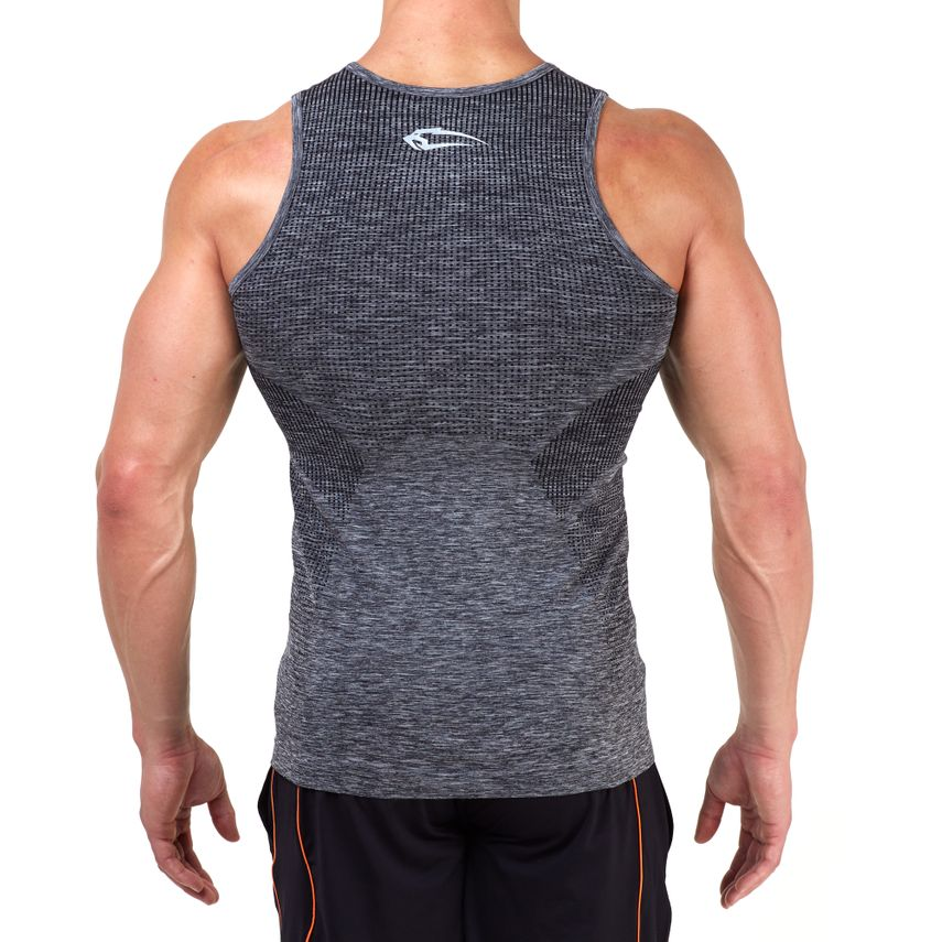 SMILODOX Tank Top Men Sports Fitness  Gym Leisure Training Shirt Sporttop – Bild 3