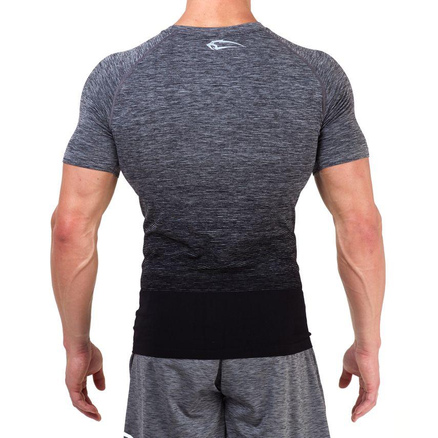 Smilodox Herren Seamless T-Shirt Sound – Bild 3