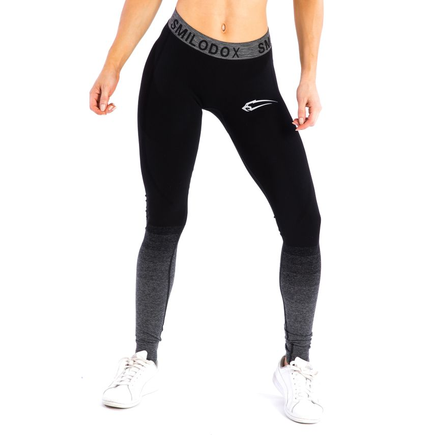 SMILODOX Leggings Ladies Sports Fitness Gym Leisure Yoga Training Stretch Tight – Bild 9