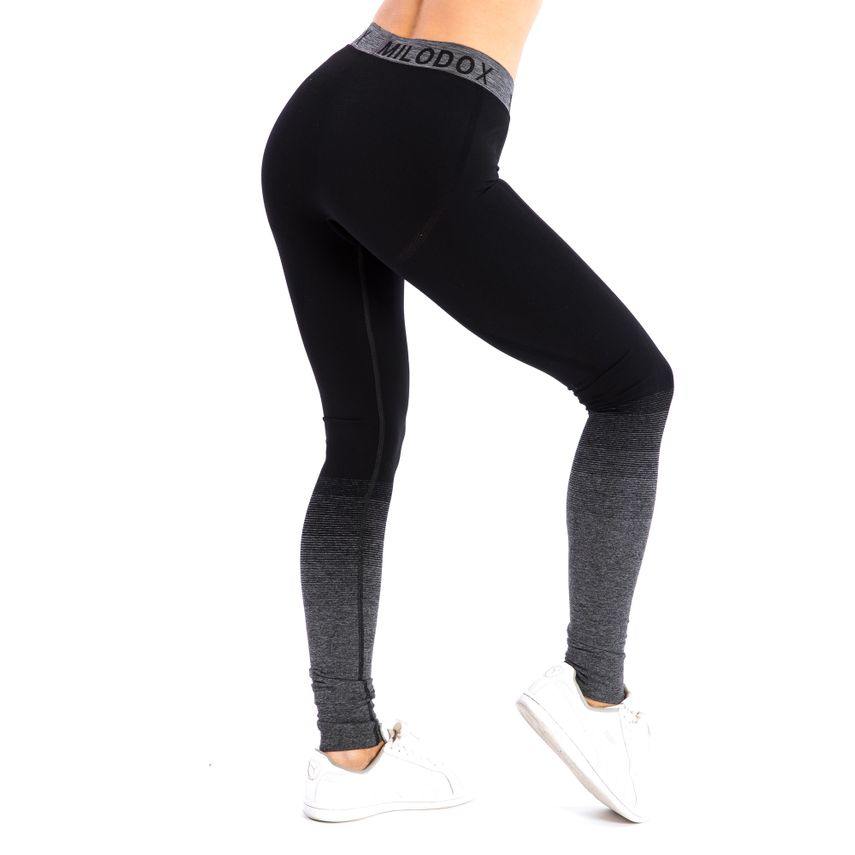 SMILODOX Leggings Ladies Sports Fitness Gym Leisure Yoga Training Stretch Tight – Bild 12