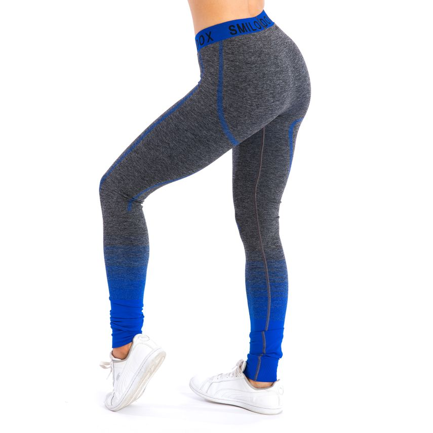 SMILODOX Leggings Ladies Sports Fitness Gym Leisure Yoga Training Stretch Tight – Bild 7