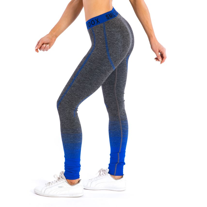 SMILODOX Leggings Ladies Sports Fitness Gym Leisure Yoga Training Stretch Tight – Bild 6