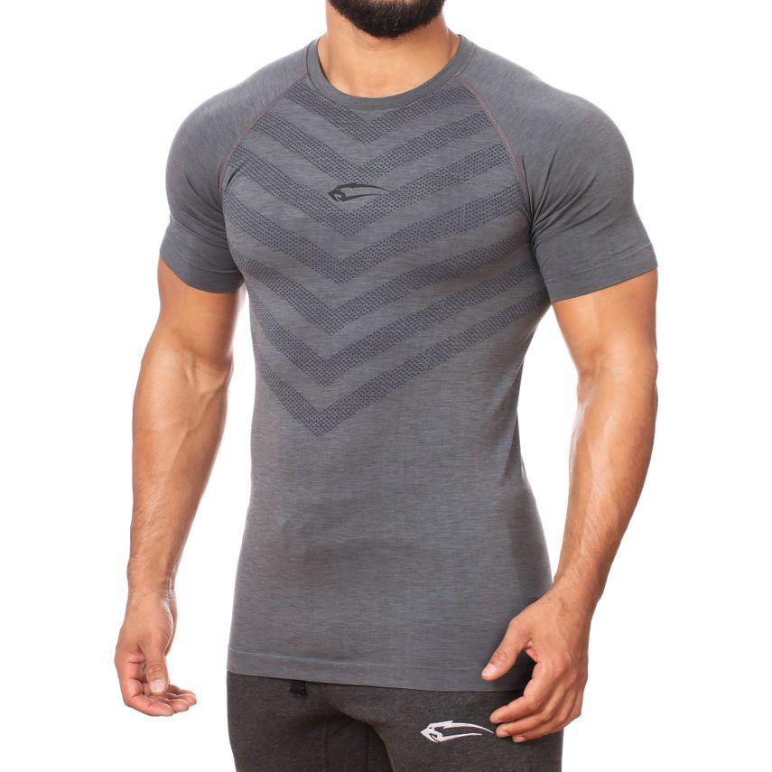 Smilodox Herren Seamless T-Shirt Passion – Bild 7