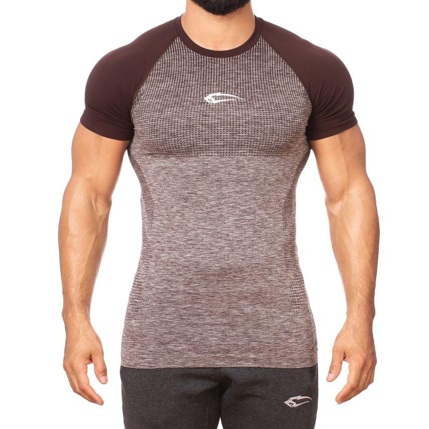 SMILODOX T-Shirt Herren Sport Fitness Gym Freizeit Trainingsshirt Sportshirt – Bild 6