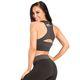 SMILODOX Sport BH Damen Sport Fitness Gym Freizeit Yoga Training Jogging – Bild 3