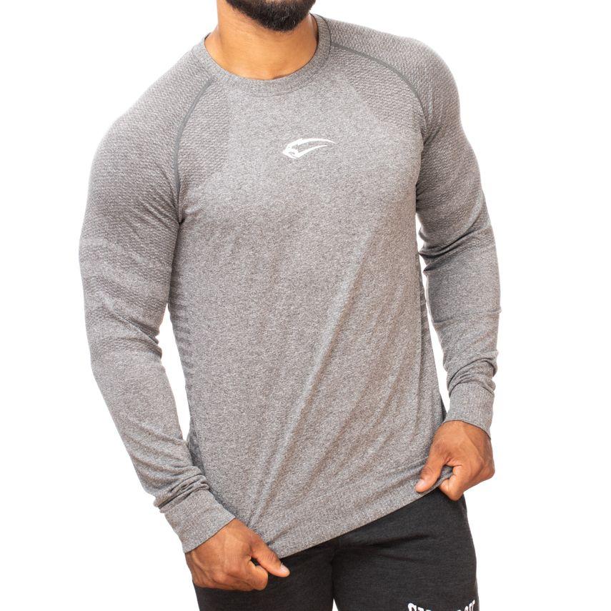 SMILODOX Sweatshirt Men Sports Fitness  Gym Leisure Sweaters Training Sweaters – Bild 3
