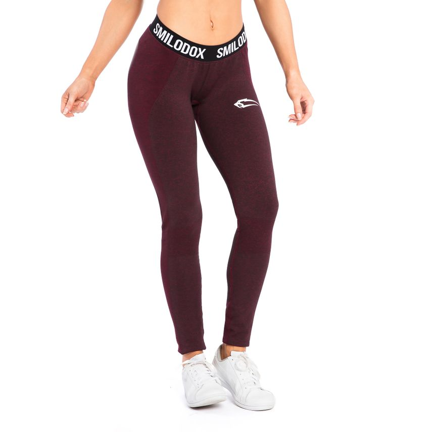 Smilodox Ladies Seamless Leggings Autumn – Bild 2