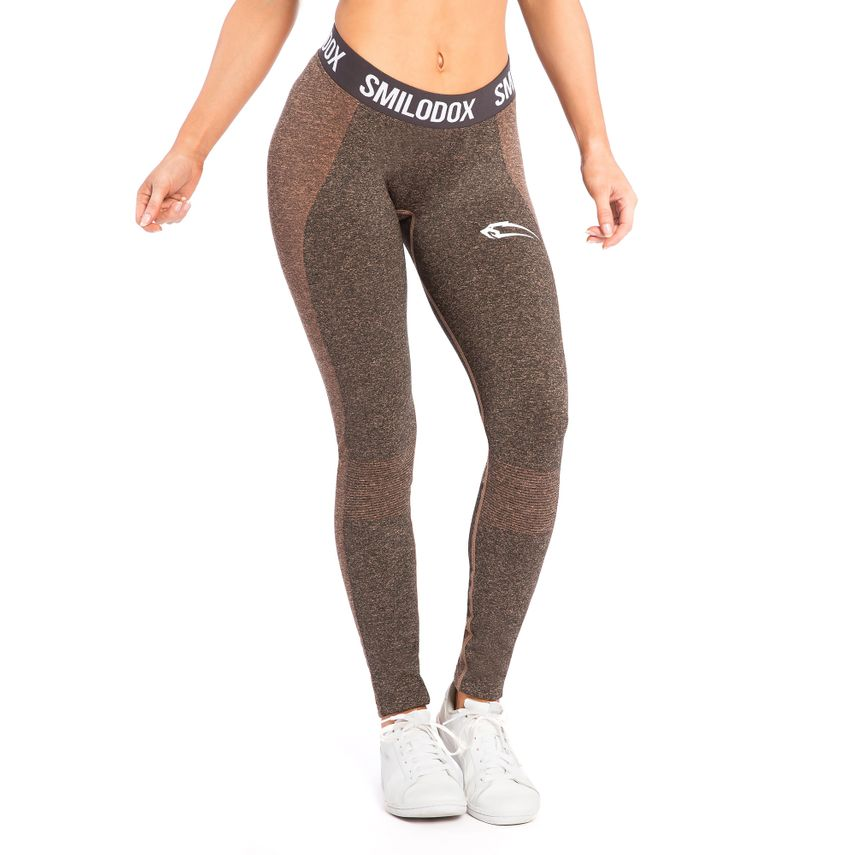 Smilodox Ladies Seamless Leggings Autumn – Bild 10