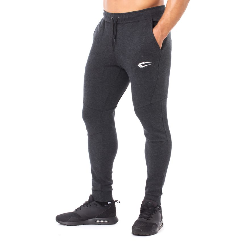 SMILODOX jogging trousers men sport fitness Gym training leisure training trousers – Bild 2