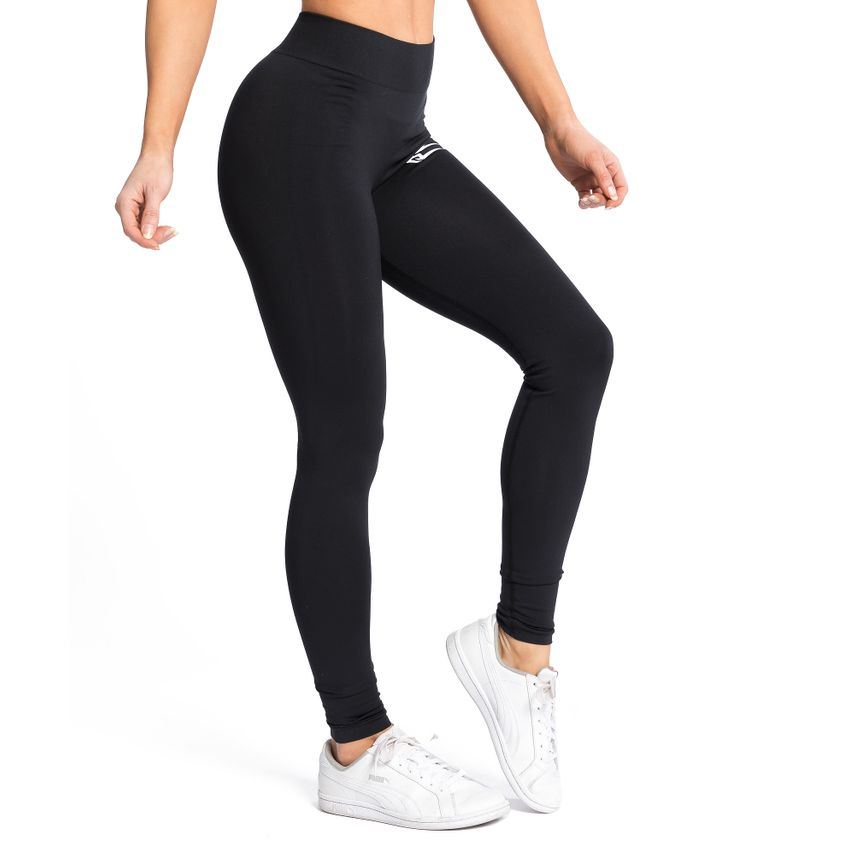 SMILODOX Leggings Damen Sport Fitness Gym Freizeit Yoga Training Stretch Tight – Bild 2
