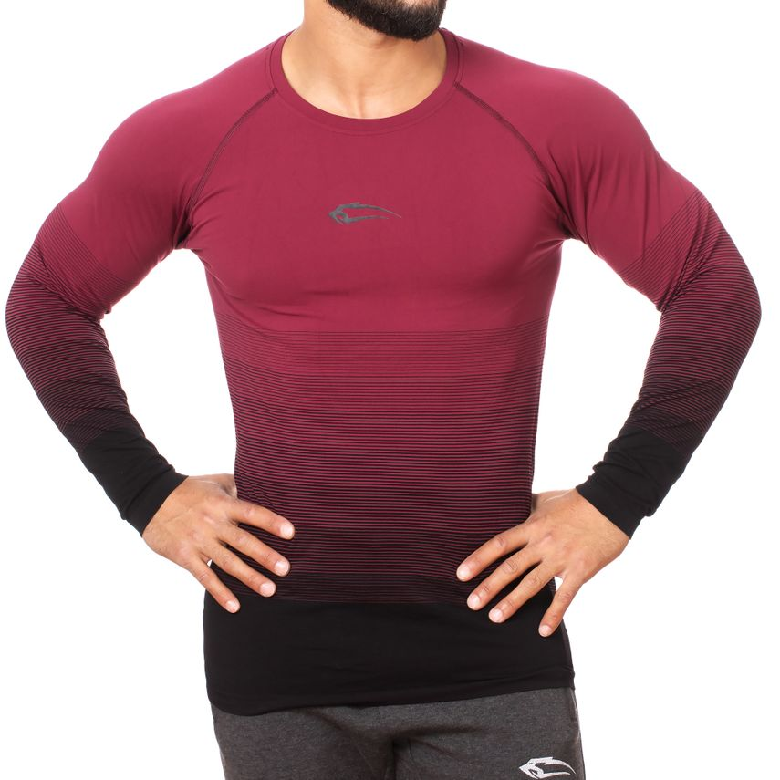 Smilodox Herren Seamless Longsleeve Definition – Bild 9