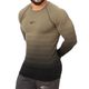 SMILODOX Slim Fit Longsleeve Herren Sport Fitness Gym Training Langarmshirt – Bild 1