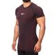 SMILODOX T-Shirt Men Sports Fitness  Gym Leisure Training Shirt Sportshirt – Bild 7